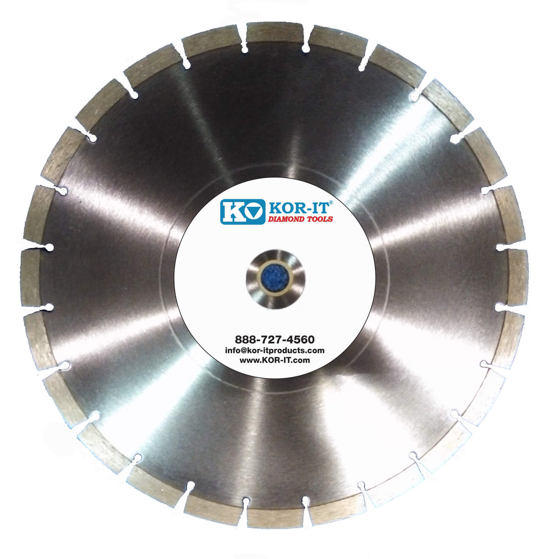 GENERAL PURPOSE DIAMOND CONCRETE BLADE 12-INCH