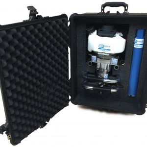 AK-525 Case for the 500 Series- Rigid Water and Corrosion Resistant Storage, Foam Lined