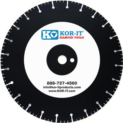 RESCUE/DEMOLITION CUTTING BLADE - 14-INCH