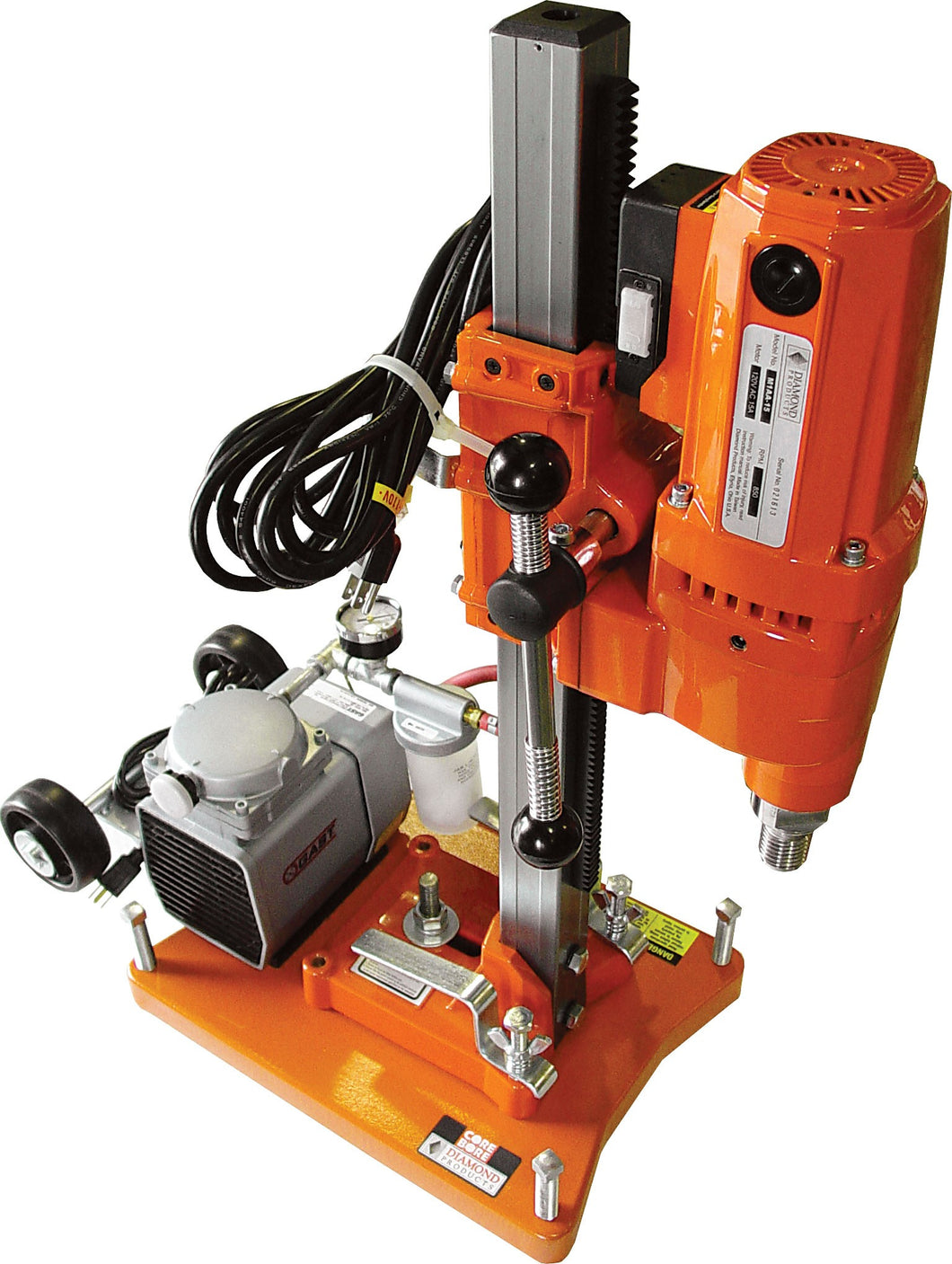 M1AA-15 (Complete rig with add-on vacuum base and vacuum pump, 15amp) DP87078
