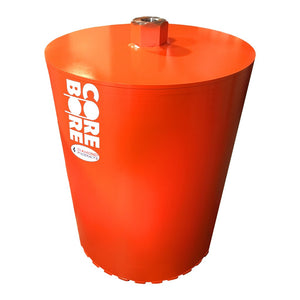 "22"" Diameter Heavy Duty Orange Long Life Core Bit"