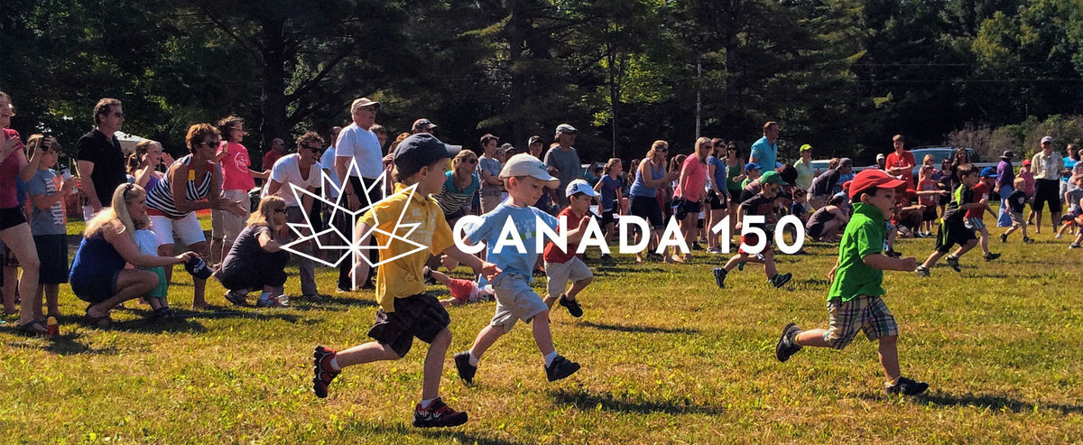 July Field Day: Canada 150 Edition