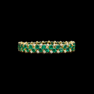 Load image into Gallery viewer, Emerald Dream Bracelet