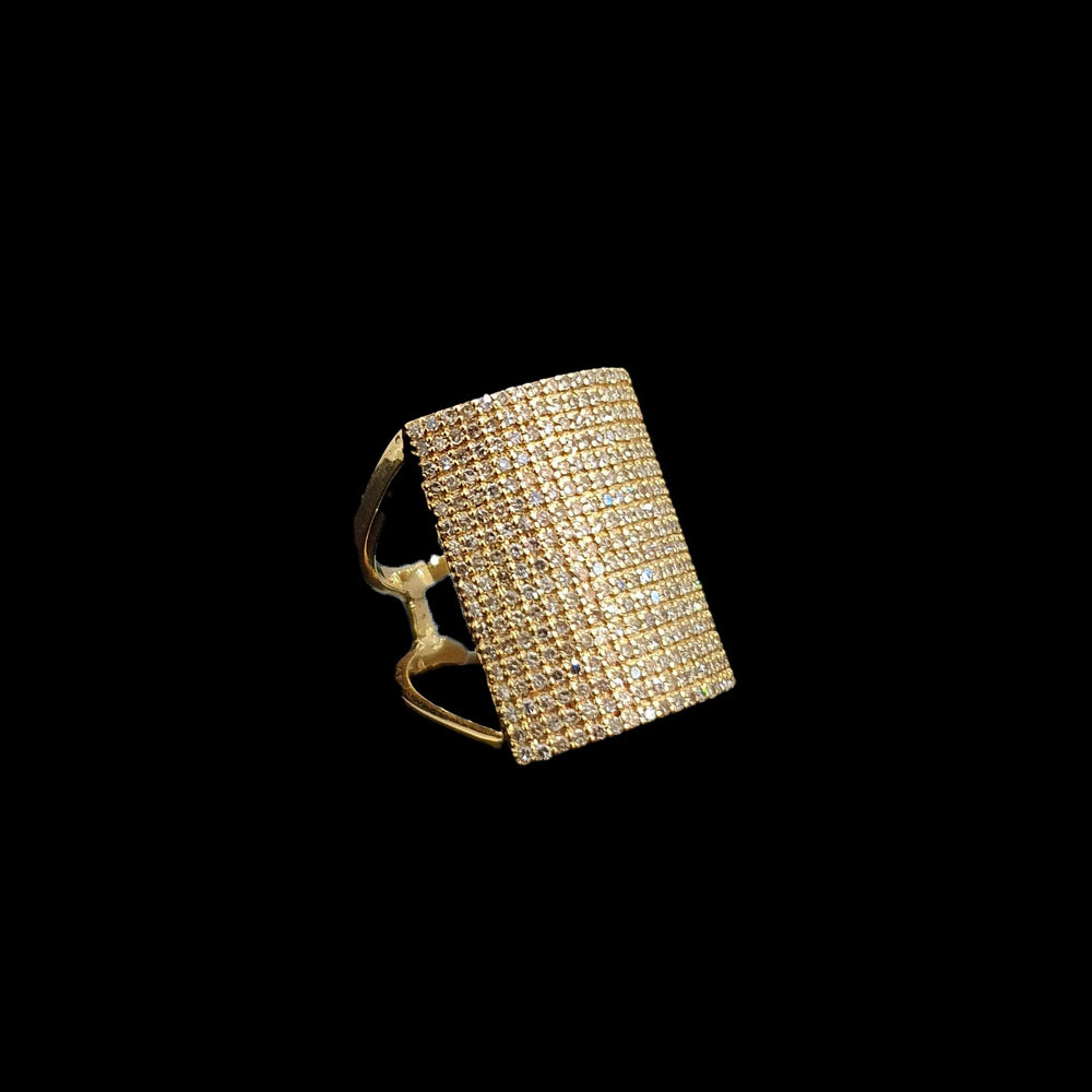 Diamond Cigar Band