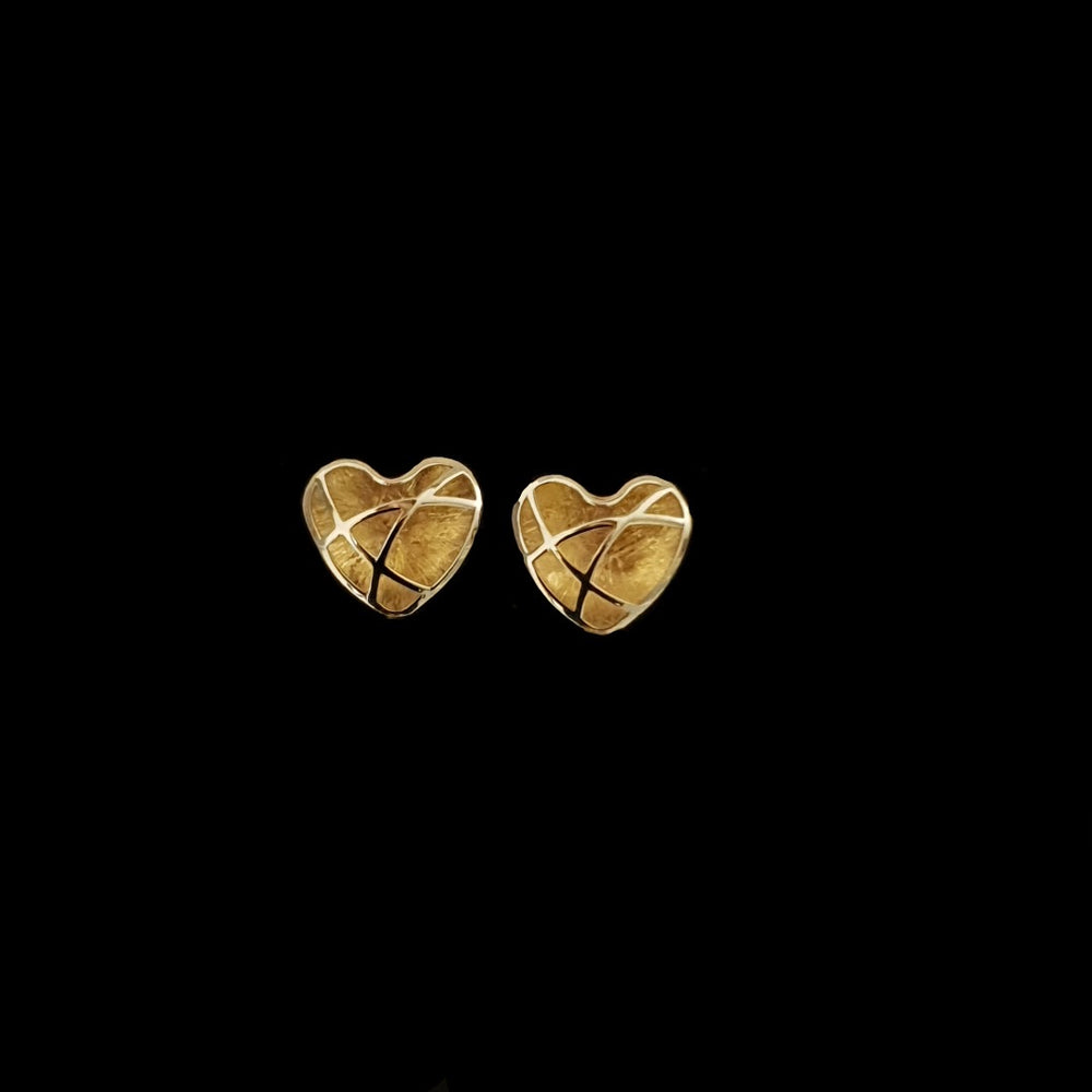 Big Gold Hearts