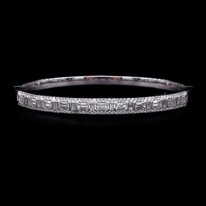 Load image into Gallery viewer, Diamond Bangle
