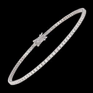 Load image into Gallery viewer, Classic Tennis Bracelet