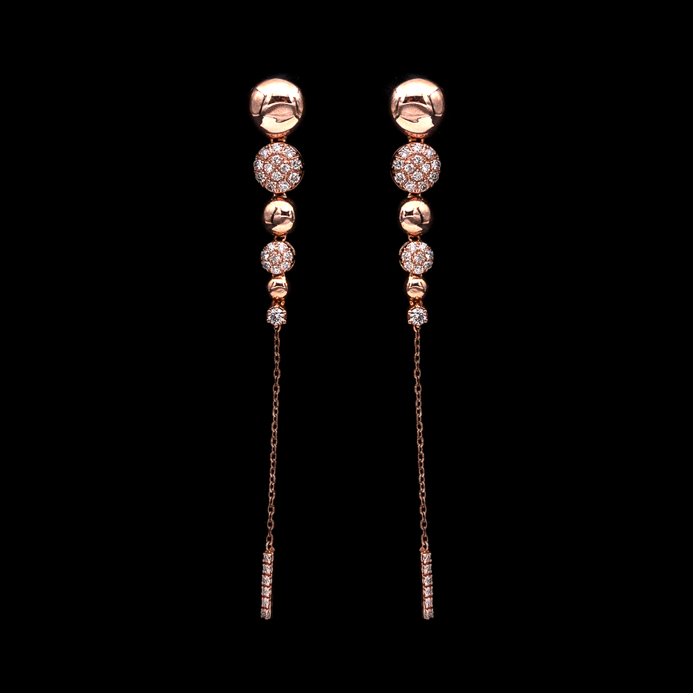 Modern Chain Earrings