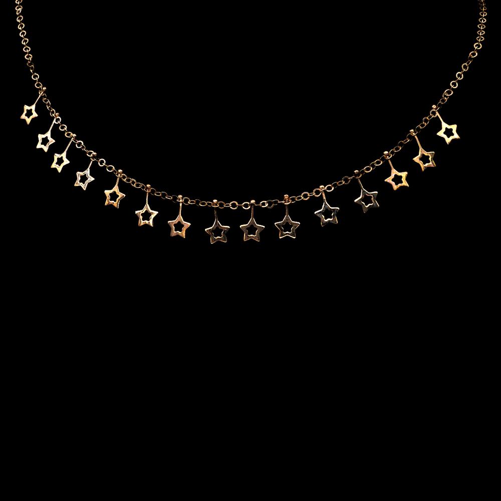 Load image into Gallery viewer, Dazzling Stars Necklace