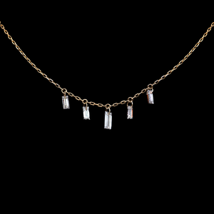 Load image into Gallery viewer, Diamond Dazzle Necklace