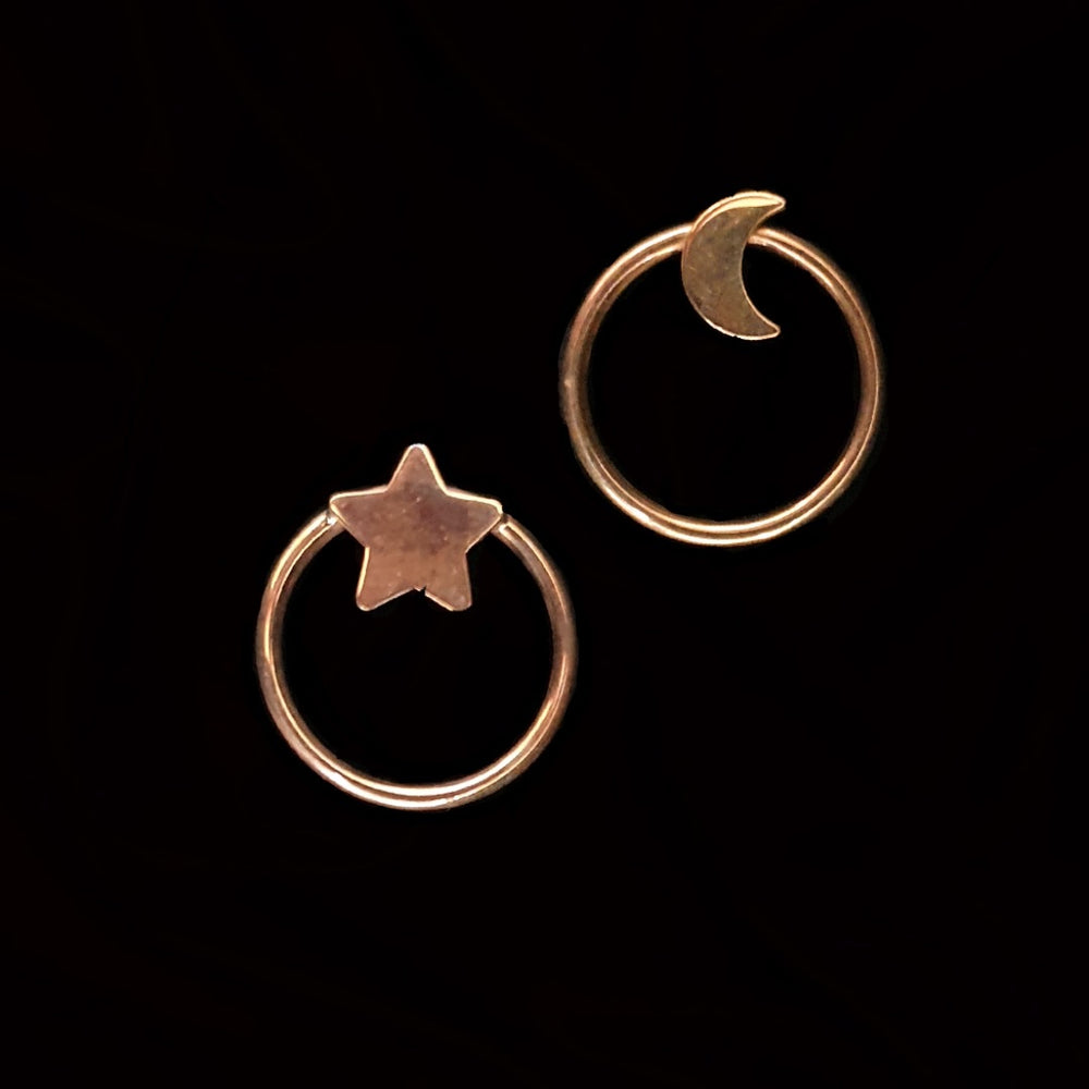 Stars&Moon Earrings