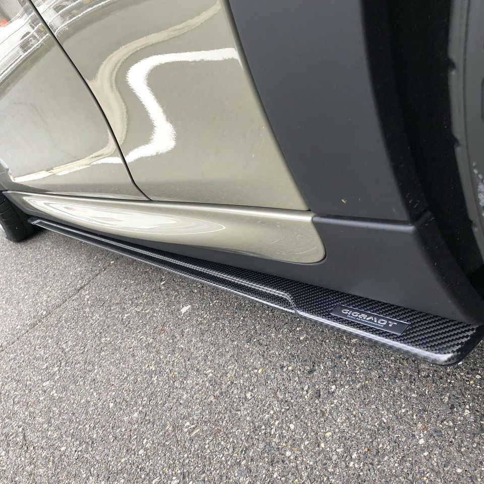 Duell AG F56-F57 Krone Edition V1.1 Side Diffuser - FRP / CF | OTR Motorsports - Performance parts, tuning and mechanical supplies