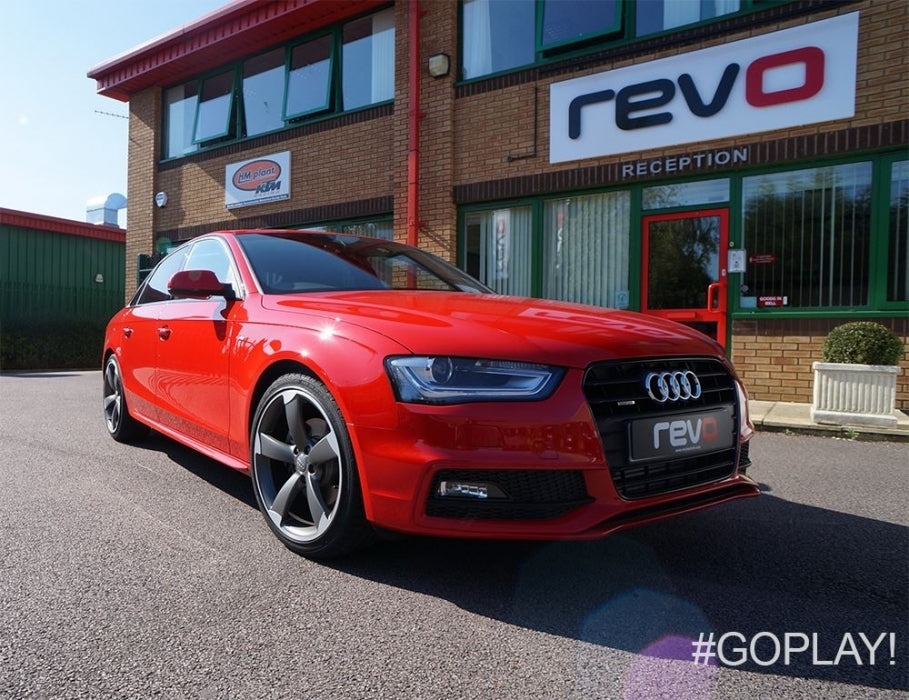 Audi A4 B8 1.8 TFSI | OTR Motorsports - Performance parts, tuning and mechanical supplies