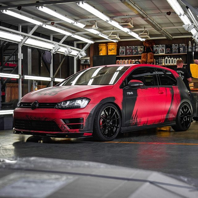 REVO TUNING VW GOLF MK7R 2.0TSI | OTR Motorsports - Performance parts, tuning and mechanical supplies