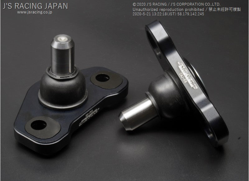 J'S RACING FK8 Front Camber Joint - On The Run Motorsports