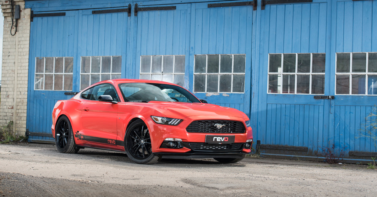 REVO TUNING - Ford Mustang 2.3T (2015>) - On The Run Motorsports