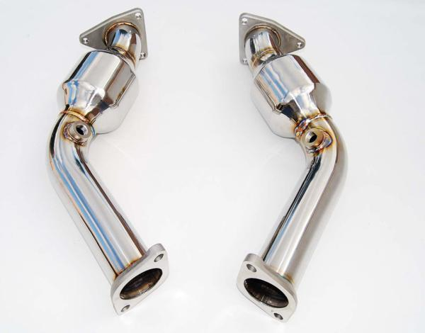 Invidia 370Z Gemini Cat back Exhaust Systems - On The Run Motorsports
