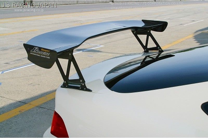 J'S RACING 3D GT wing type 1 dry carbon | OTR Motorsports - Performance parts, tuning and mechanical supplies