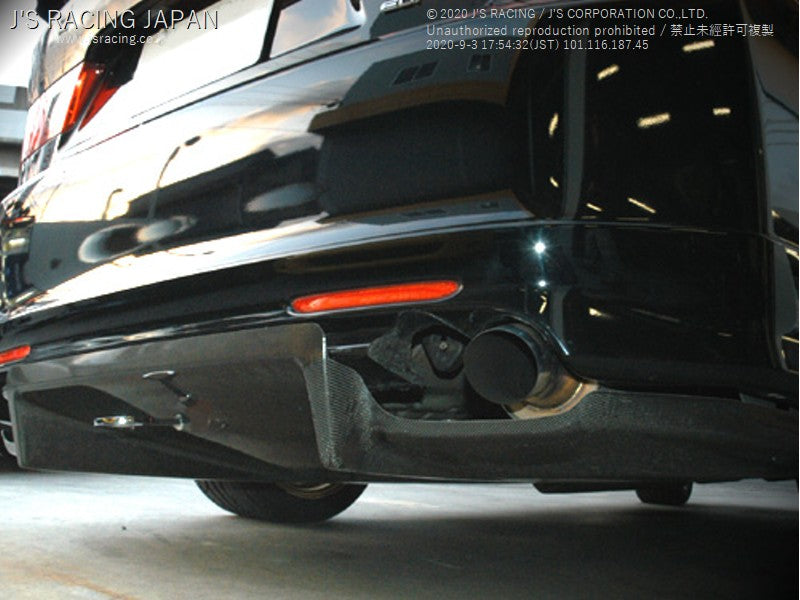 J'S RACING TSX CL7 R304 SUS Exhaust 70RR - On The Run Motorsports