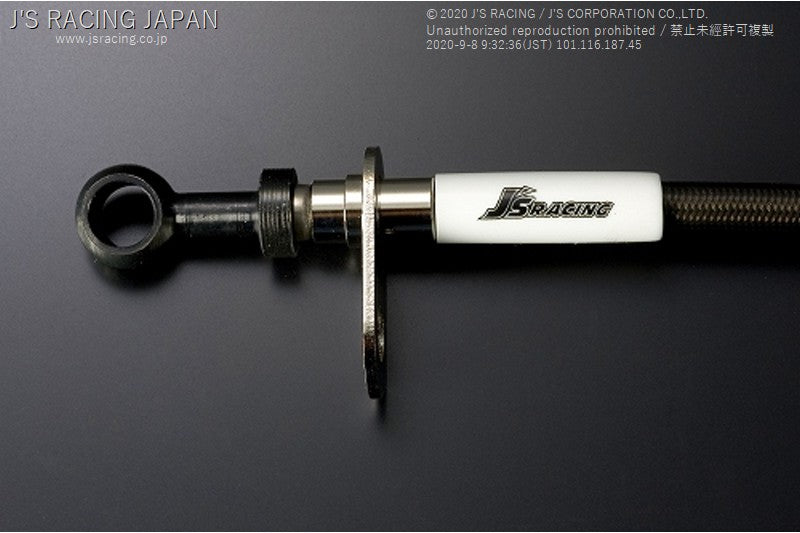 J'S RACING EK9 Brake Line System(Steel fitting) | OTR Motorsports - Performance parts, tuning and mechanical supplies