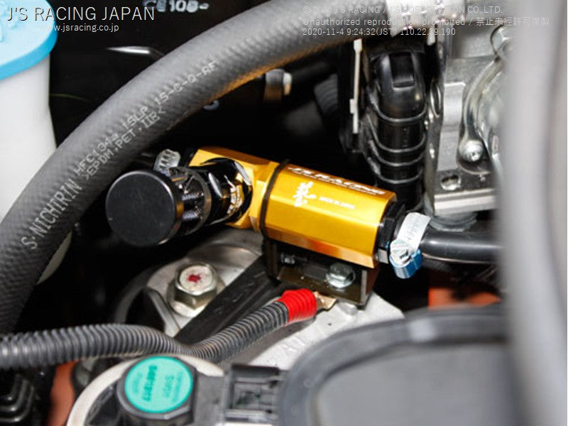 J'S RACING GE8 FIT T-REV SYSTEM