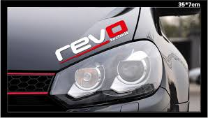 REVO TUNING - VW GOLF MK6R 2.0TSI - On The Run Motorsports