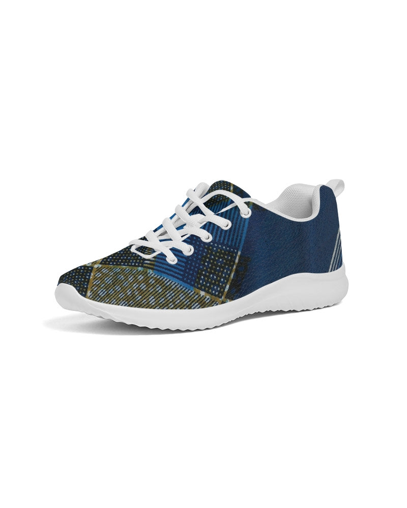 African Wax Women's Athletic Shoe