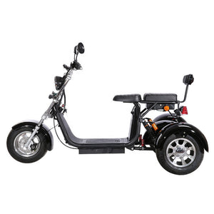 """Trinity Pro"" Tricycle Scooter mit EEC/COC Strassenzulassung"