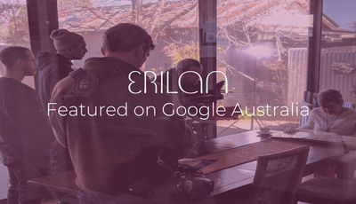 Erilan is Featured on Google Australia