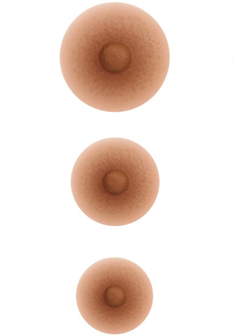 Amoena Nipple Set: Bronze