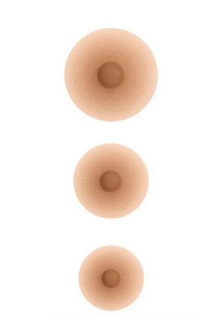 Amoena Nipple Set: Almond
