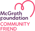 mcgrath foundation donate