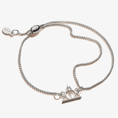 Harry Potter™ Deathly Hallows Pull Chain Bracelet