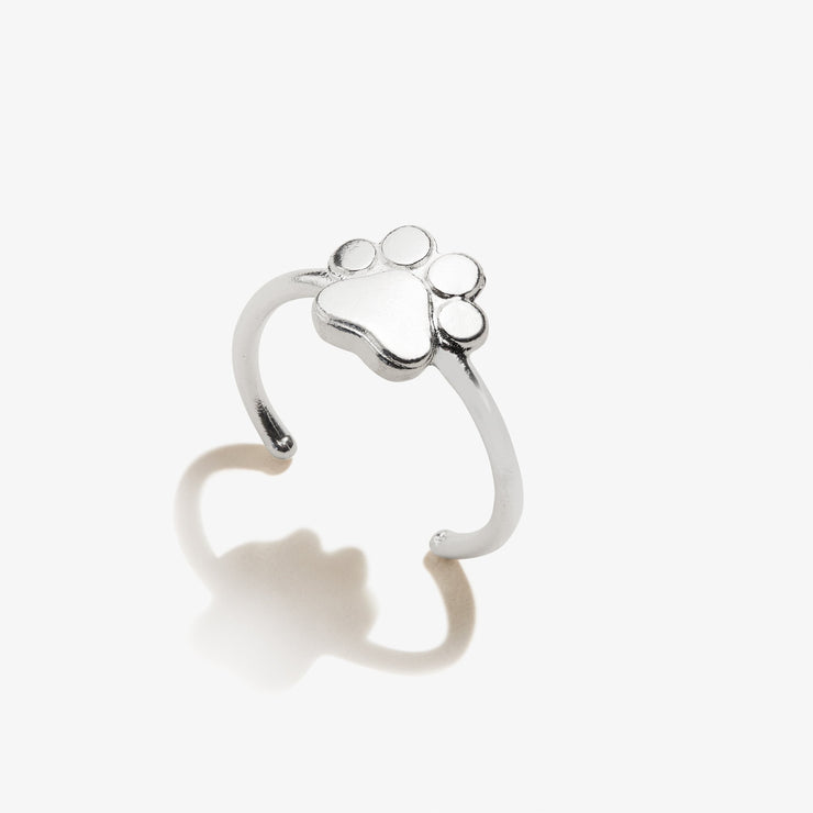 Paw Print of Love Ring