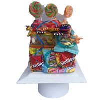 1 Tier Sweet Candy Cake