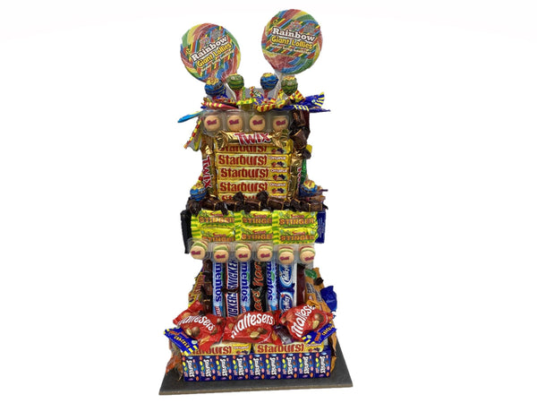 4 Tier Sweet Candy Cake