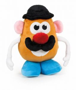 Mr & Mrs. Potato Head Plush Toys