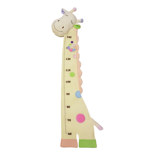 Soft Plush Giraffe Height Chart