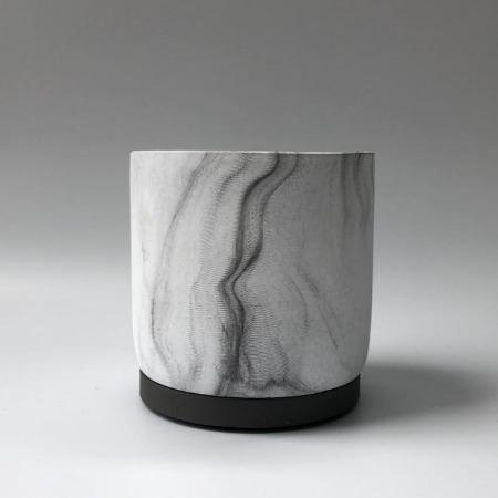 Marble Ceramic Pot - Greenspace