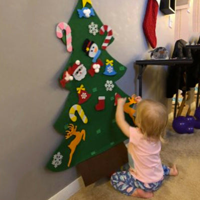 Kids D.I.Y Christmas Tree