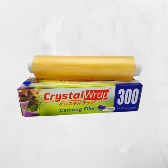 Crystal wrap Cling 300mm x 300m