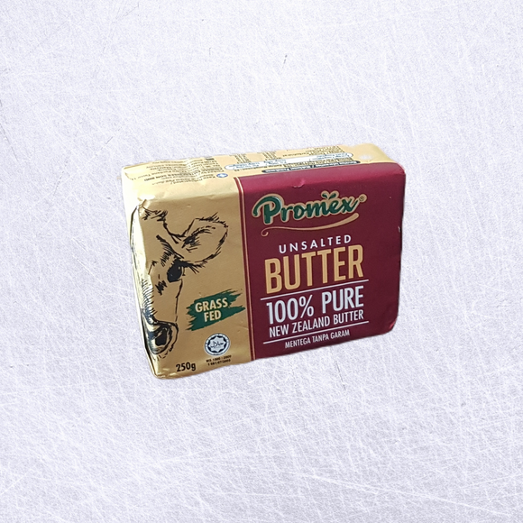 Promex Unsalted Butter 250g