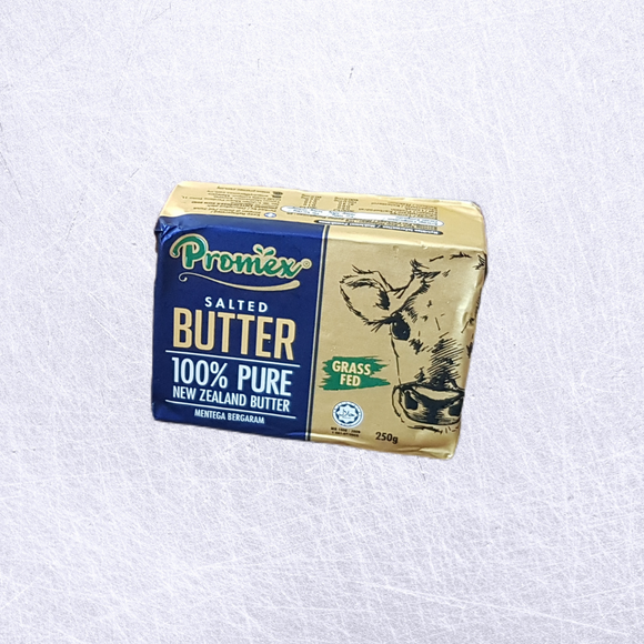 Promex Salted Butter 250g