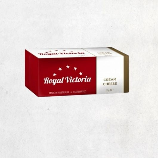 Royal Victoria Cream Cheese 2kg