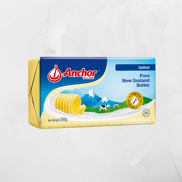 Anchor Salted Butter 250g