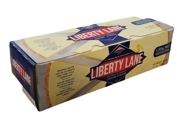 Liberty Lane Cream Cheese (1.36KG)