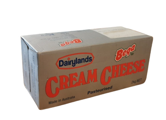 Dairyland Cream Cheese 2kg