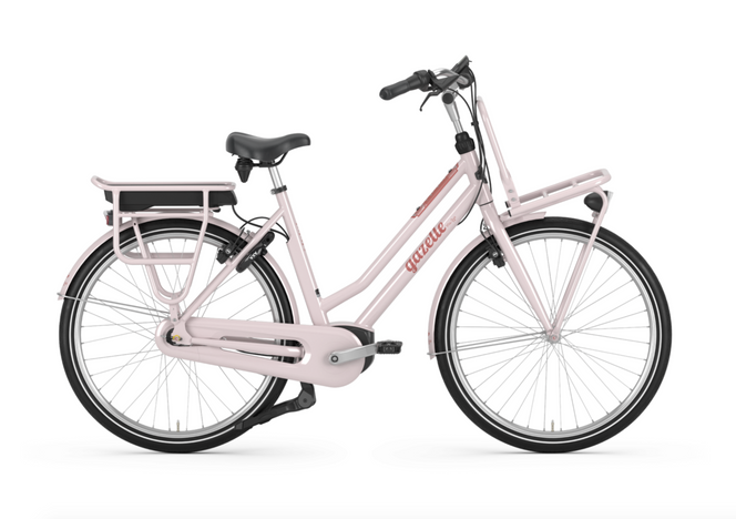 Gazelle E-Bike Miss Grace C7+ HMB Powder Rose