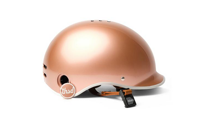 Thousand Fahrradhelm Rose Gold