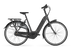 Gazelle E-Bike Grenoble C380 HMB Eclipse Black (matt) Damen